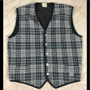 Trussardi maglie wool vest